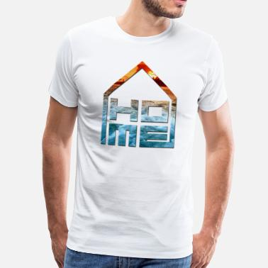 Ibiza is My Home - Men's Premium T-Shirt