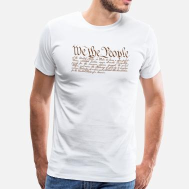 We Are The People We the People - Men's Premium T-Shirt