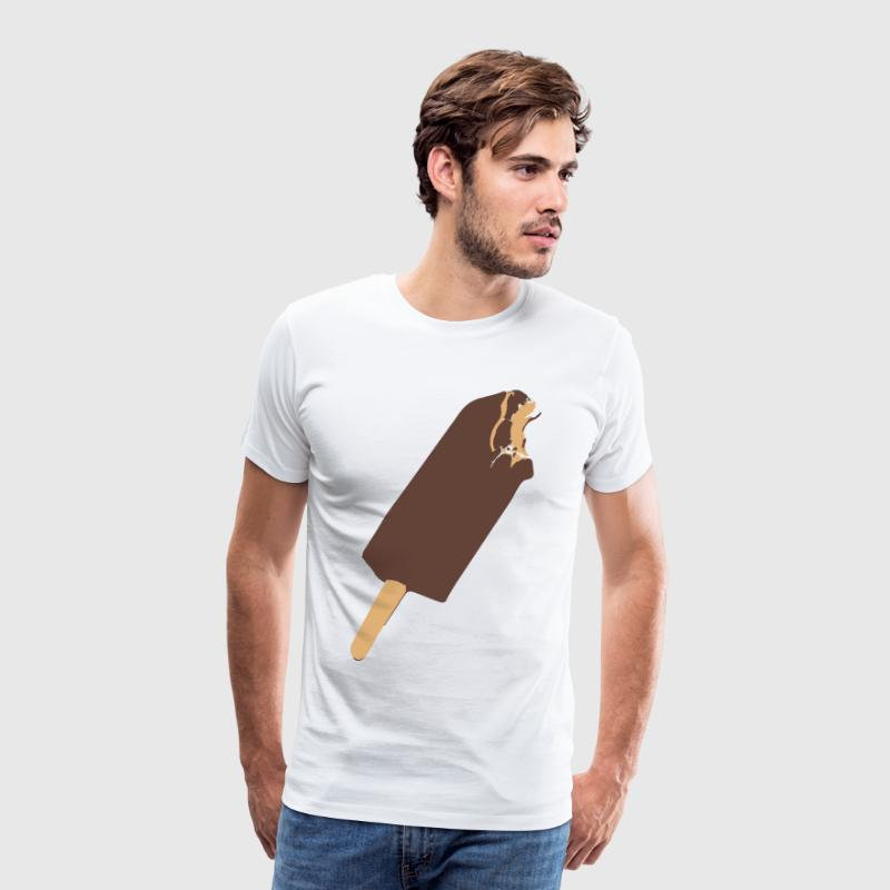 Ice Cream - Popsicle  - Herre premium T-shirt