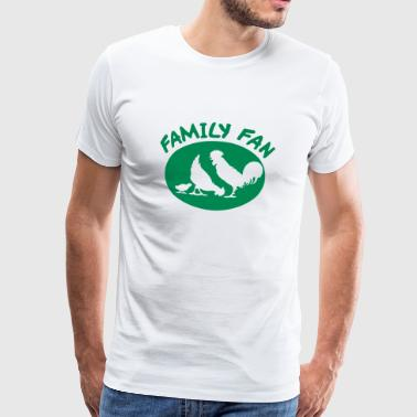 family fan / familie / family - Männer Premium T-Shirt
