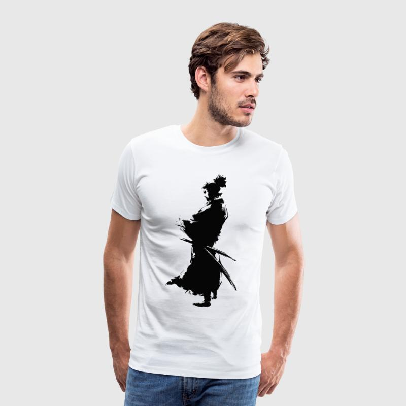 KING SAMURAI COLLECTION - Männer Premium T-Shirt