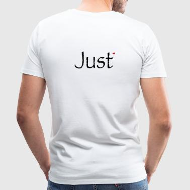 Just Married - Männer Premium T-Shirt