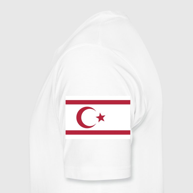 Northern Cyprus - Men's Premium T-Shirt