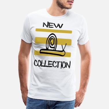 Ligne Nouvelle Collection / Dictons / Tendance / Escargot - T-shirt premium Homme