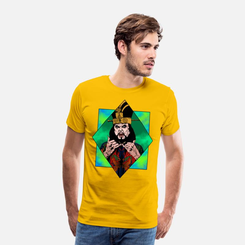 7d3dfbab4 Lo Pans Big trouble in little china gift idea Men's Premium T-Shirt |  Spreadshirt