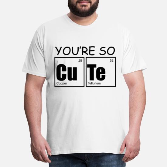 5a458206 Element You're so cute Men's Premium T-Shirt | Spreadshirt