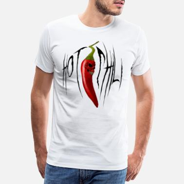 Chili Hot Chili - Männer Premium T-Shirt