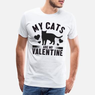 Cat Ears Cat cat lady cat lover gift - Men's Premium T-Shirt