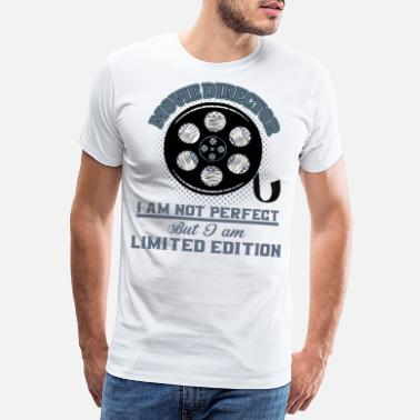 Act Director Director Director Film Filmmaker Gift - Men's Premium T-Shirt