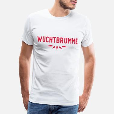 Unfriendly WOODEN BRUME (v) - Men's Premium T-Shirt
