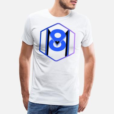 M8 - by Enes Ünalan - Men's Premium T-Shirt