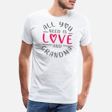6e5743ea Women's Loose Fit T-Shirt. Grandma. from £23.99. Grandma Grandma granny -  Men's Premium ...