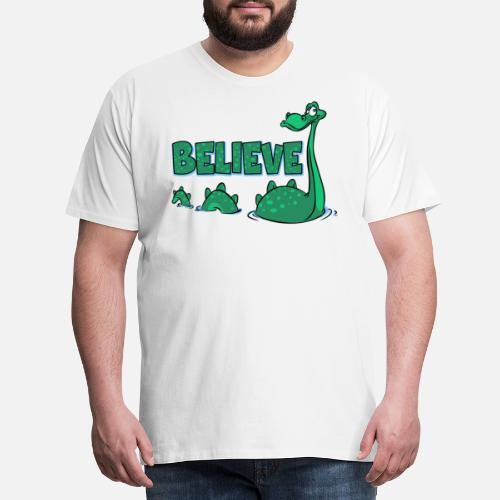 Lochness Monster Loch Ness Nessie Halloween Trosljus Premium T-shirt ... 7e498d1b68ba3