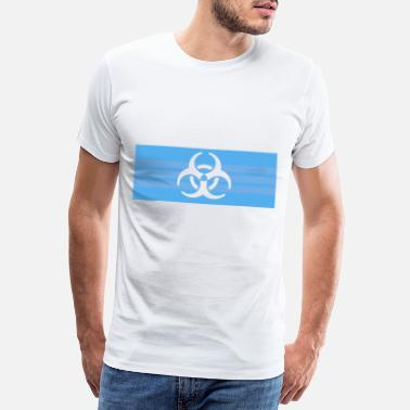 Facemask biohazard facemask - Men's Premium T-Shirt