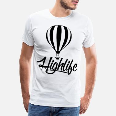High Life High Life - Premium T-skjorte for menn