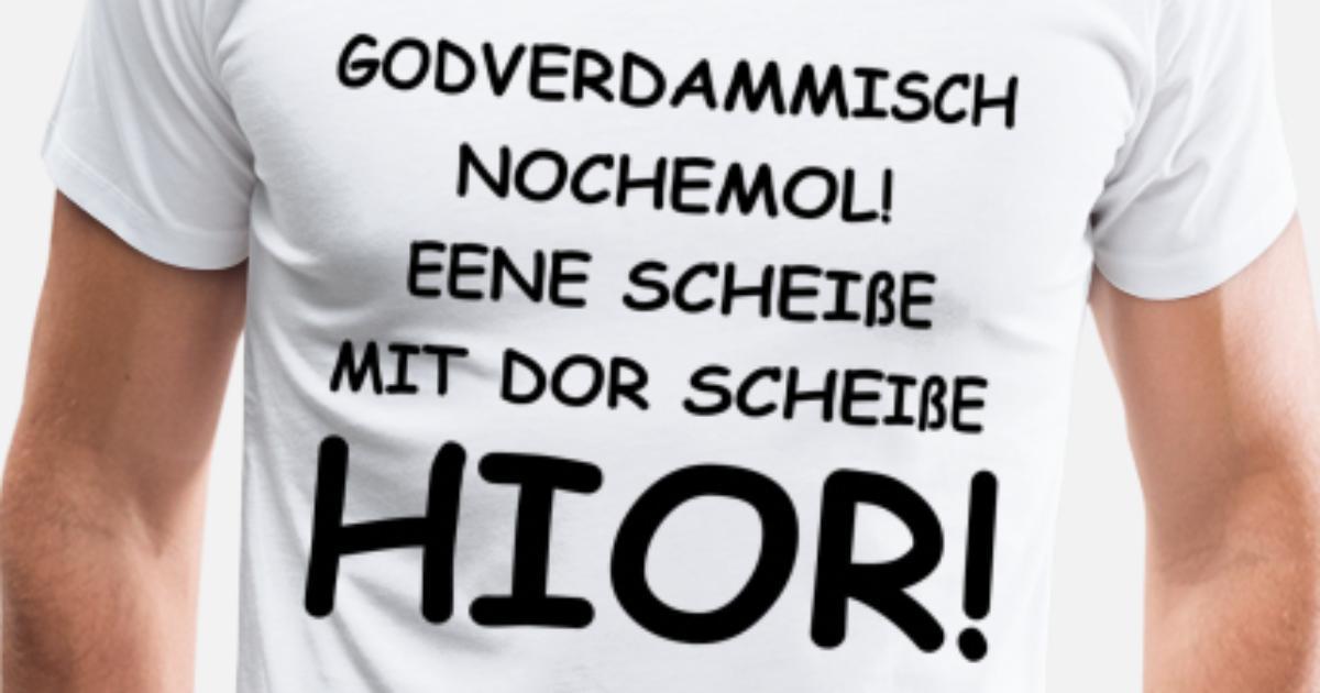 lustiger Spruch Ossi sächsisch Dialekt Sachsen Männer