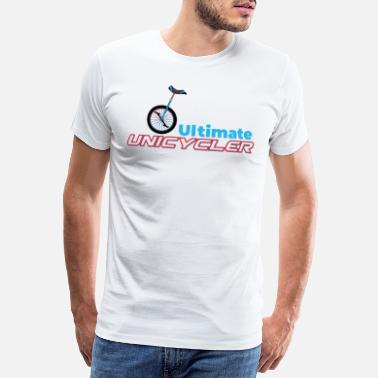 Intense Ultimate Unicycler - Men's Premium T-Shirt
