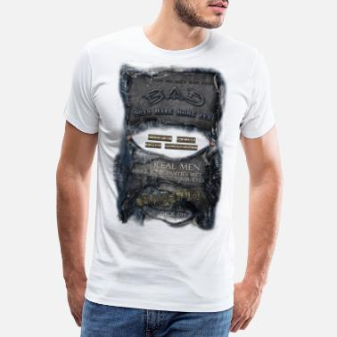 Provokatives Bad Boy - Männer Premium T-Shirt