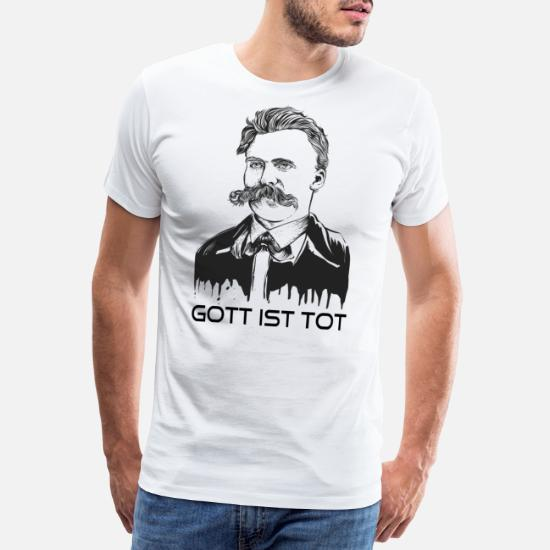 Nietzsche Citation Dieu : Dieu est mort friedrich nietzsche citation athée t shirt etsy