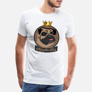 J Cole Chiens Chiens Chiens Chiens 1 - T-shirt Premium Homme
