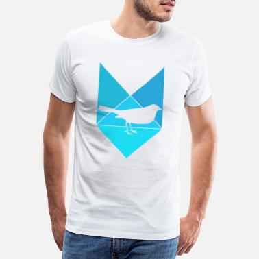 Bird Illustration Bird illustration - Men's Premium T-Shirt