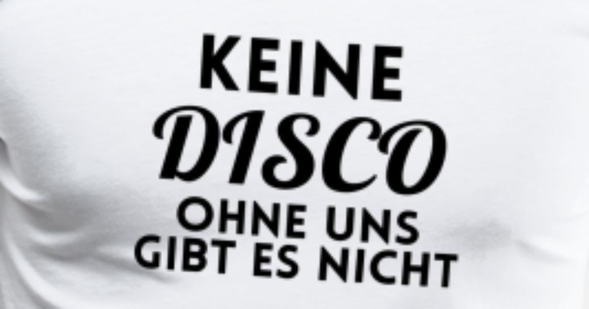 Disco ohne uns gibt es nicht! Tinder Fails Männer