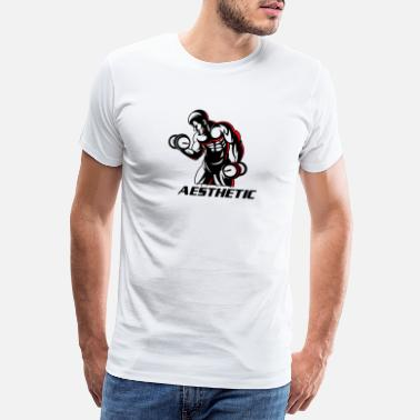 Aesthetic Aesthetic - Men's Premium T-Shirt