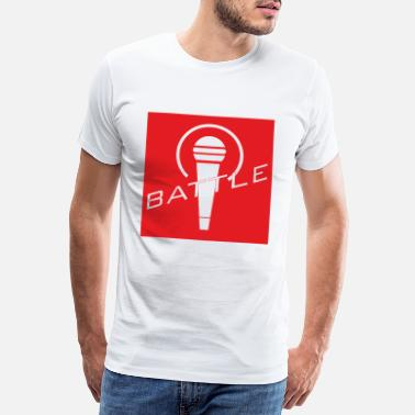 Battle Battle - Men's Premium T-Shirt