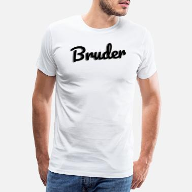 Dude Brothers - Men's Premium T-Shirt