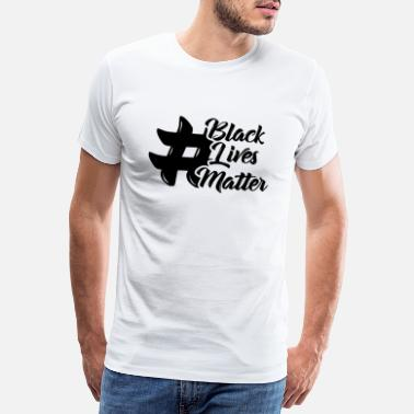 Class Struggle Black Lives Matter Quotes Graphic Tee - Men's Premium T-Shirt