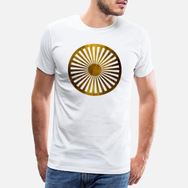 Galaxy CERCLES CERCLES OR 16 - T-shirt Premium Homme