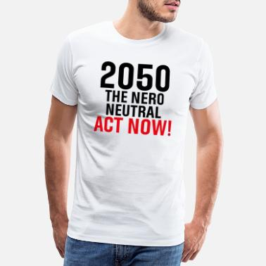 Neutral NERO NEUTRAL 2050 - Men's Premium T-Shirt