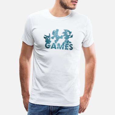 Gaming Collection Geek game collection @lipfrance - Premium T-shirt herr