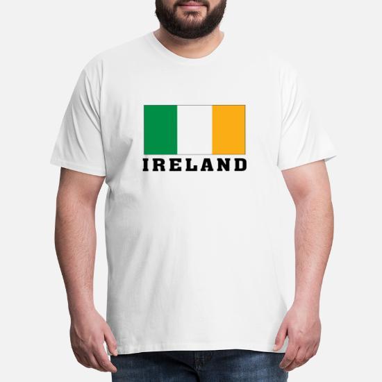 L/'Irlande Vert Shamrock Grand Boxer Shorts