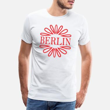 Pancake Berlin City Capital Berlin City Gift - Men's Premium T-Shirt