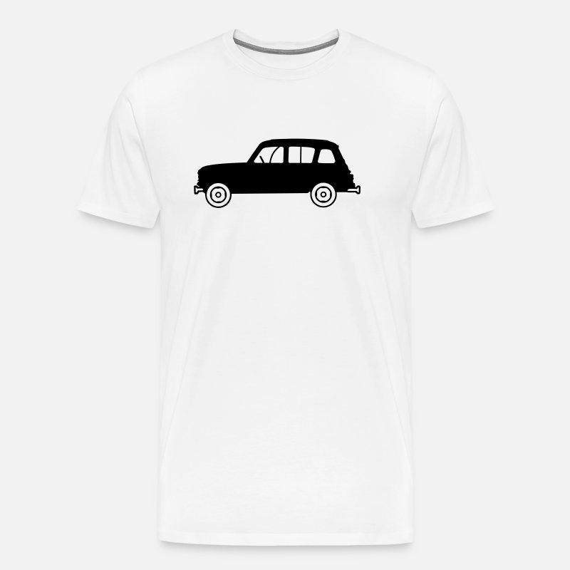 Youngtimer 4L profil Premium T skjorte for menn | Spreadshirt