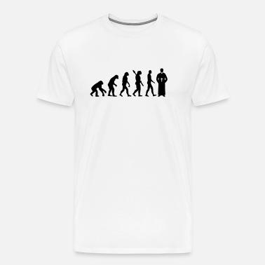 prest Premium T skjorte for menn | Spreadshirt