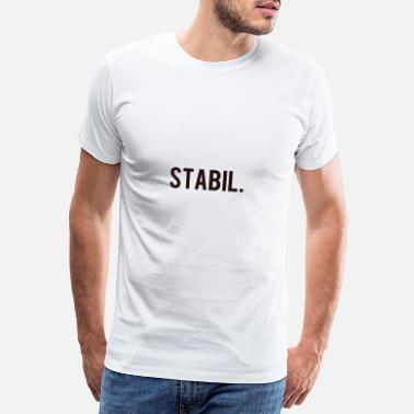 Stables stable - Men's Premium T-Shirt