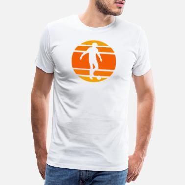 Soccer Player Soccer Player - Männer Premium T-Shirt