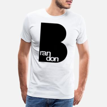 Brandon Brandon - Men's Premium T-Shirt
