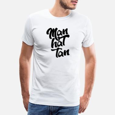 Manhattan Manhattan - Men's Premium T-Shirt