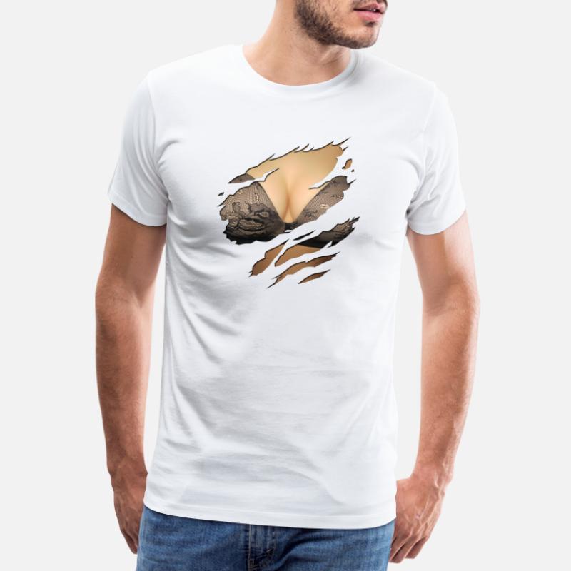Suchbegriff: Busen Männer T-Shirts   Spreadshirt