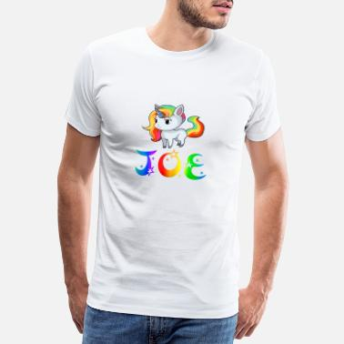 Joe Unicorn Joe - Men's Premium T-Shirt
