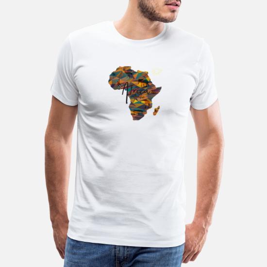 Afrikkalainen American artikkelit