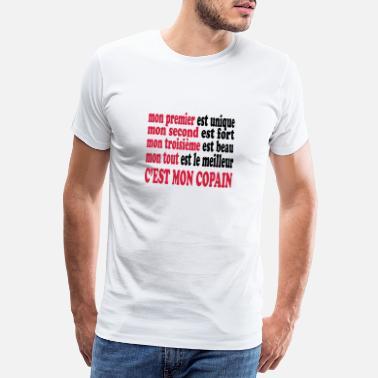 ccb5c56f42205 T-shirts Copain à commander en ligne   Spreadshirt