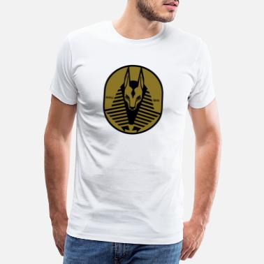 Anubis Anubis gold - Men's Premium T-Shirt