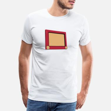 Tablet - Men's Premium T-Shirt