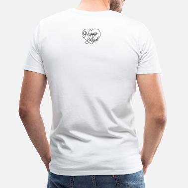 Happy Mind - Männer Premium T-Shirt