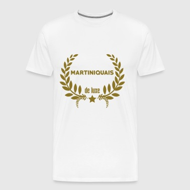 Martinique / Martiniquais / Martiniquaise / 972 - T-shirt Premium Homme