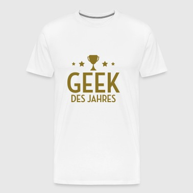 Geek - Tekkie - Computerfreak - Computer Freak - Männer Premium T-Shirt